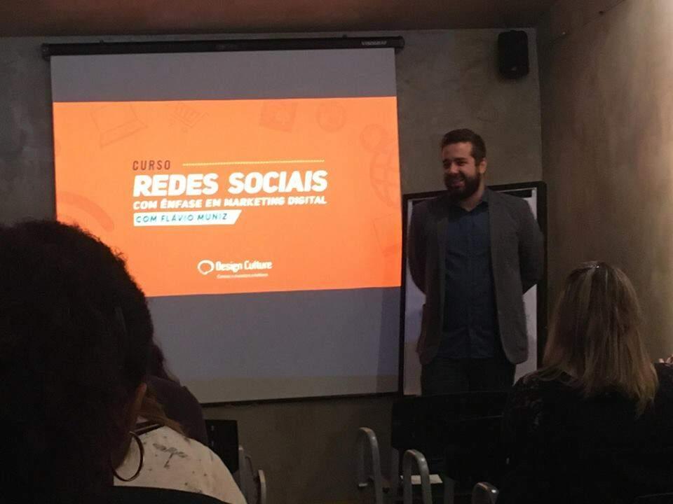 curso redes sociais