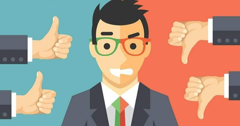 O marketing pessoal se caracteriza por gerir e otimizar a sua identidade na internet.