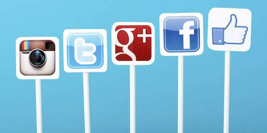 Novas tendências para redes sociais