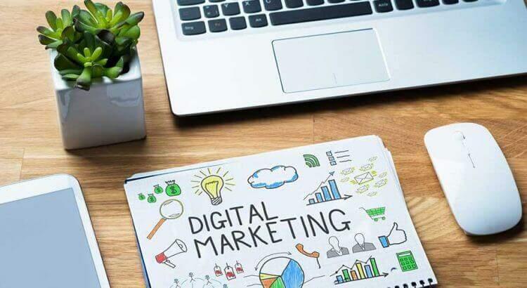 Preço do Pacote de Marketing Digital.