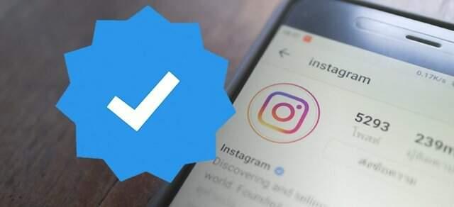 Como ter conta verificada no Instagram