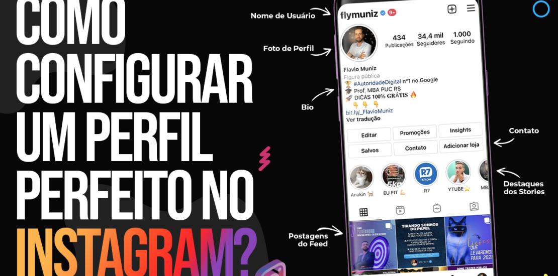 trocar a fonte do instagram