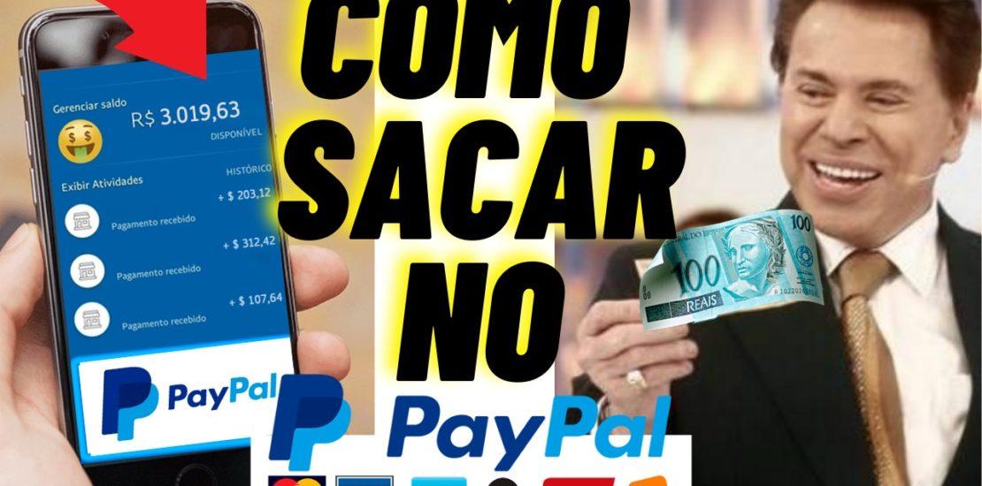 Ganhar dinheiro e sacar no Paypal